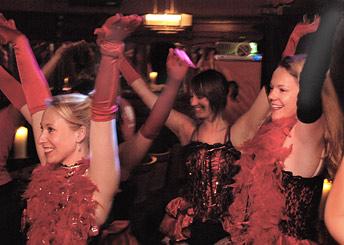 Transvestite clubs in amsterdam